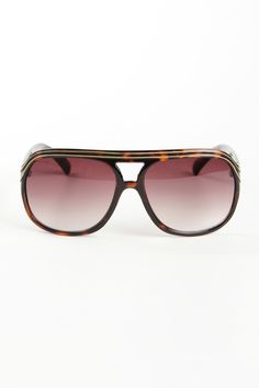 I want these A. because they say T-Rex in the name and B. they are awesome (T-Rex Tortoise & Gold Stripe Sunglasses)