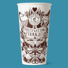 Chipotle | Packaging with excerpts from literature.