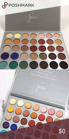 🔸COMING SOON🔸Jaclyn Hill Pallet Needs no explaining...passing another good deal down off a wholesale buy! These beautiful pallets should arrive by Christmas. Be sure to add them to your bundle for a private offer you can't pass up. As soon as I get the items in I will ship them right back out! morphe Makeup Eyeshadow