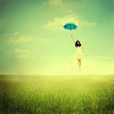 Volar, flotar, soñar.