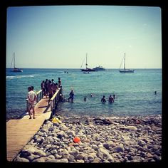 Blue Marlin Ibiza. Wish you were here with #ELLEIbiza2012 ? See what we're up to at http://www.elleuk.com/star-style/elle-in-ibiza