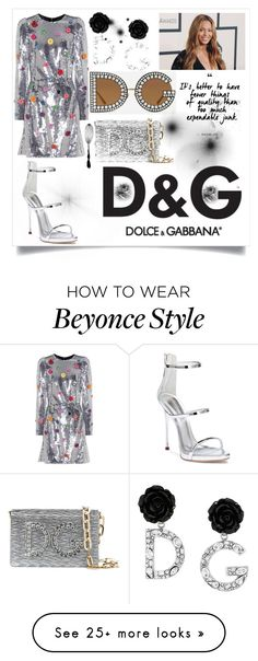 """Dolce All Day"" by dimeond711 on Polyvore featuring Dolce&Gabbana and Giuseppe Zanotti Beyonce Style, Giuseppe Zanotti, Polyvore, How To Wear, Fashion, Moda, La Mode, Fasion, Fashion Models"