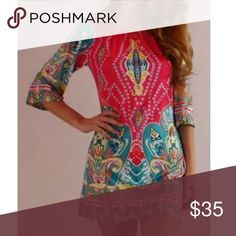 Selling this FINAL PRICE 🌹 Bohemian Style Dress on Poshmark! My username is: pari09. #shopmycloset #poshmark #fashion #shopping #style #forsale #Dresses & Skirts