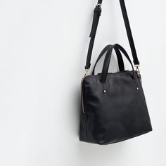SOFT CITY BAG-View all-Bags-WOMAN | ZARA United States