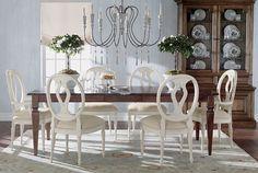 Ethan Allen | furniture | interior design | lifestyles | romance | dining room