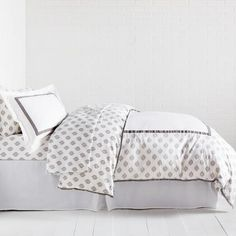 Chelsea Hotel Duvet Cover and Sham Set