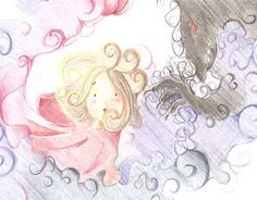 """Check out new work on my @Behance portfolio: """"CHAPERON ROUGE I Illustration"""" http://be.net/gallery/41021749/CHAPERON-ROUGE-I-Illustration"""