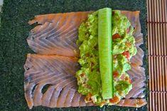 IT'S A WRAP:Zalm, avocado, komkommer en tomaat2