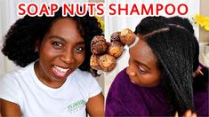 I Tried Soap Nuts Shampoo For Hair | DiscoveringNatural - YouTube Natural Shampoo, Natural Oils, Soap Nuts Shampoo, Natural Hair Styles, Long Hair Styles, Prevent Hair Loss, Shampoo And Conditioner, Organic Beauty, Hair Products