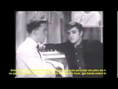 Elvis Presley Rare Interview Memphis TN 1956 (legendado) - YouTube
