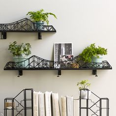 If you're a fan of our Fire Escape Shelf Unit you'll love this new edition to the range. This urban accessory will provide safe passage for candles, potted plants or any curios you wish to display. Can be wall hung or as it comes complete with six legs with padded feet this unit can also be freestanding and would make a unique focal point. Try it in the middle of a dining table to hold condiments or a row of candles, or even on your desk as a letter rack come stationery holder. As each piece…