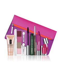 Clinique Limited Edition Party Favors Set - only $39!