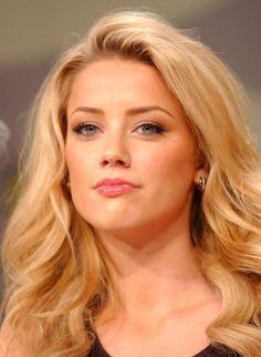 Amber Heard, so beautiful Amber Heard, Amanda Heard, Eva Tramell, Head Band, Perfect Eyebrows, Perfect Makeup, Pretty Face, Pretty People, Blonde Hair
