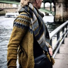 Ravelry: Almue Shawl pattern by Camilla Vad