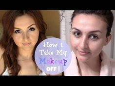 How I Take OFF my Makeup - #makeupremover #makeup #makeuptips #beautytip #beautyadvice #missvranhalen - Bellashoot.com (iPhone, iPad & Web)