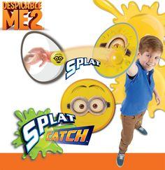 Despicable Me Splat Catch