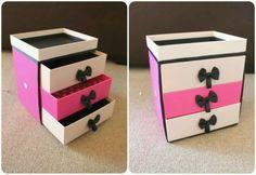 Shoe box diy projects