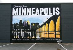 We often forget just how colorful the Twin Cities get when summer rolls in. Most of the time, our sister cities are blanketed in snow under gray, overcast sky. But underneath all the dreariness, lies hundreds of brilliantly painted murals. Photographer Mark Allan Peterson has taken it upon himself to document every outdoor mural in […]