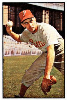 60 - Granny Hamner - Philadelphia Phillies