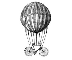 I want a flying bike :)