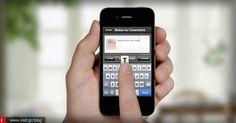20 μυστικές συντομεύσεις του πληκτρολογίου iPhone #1
