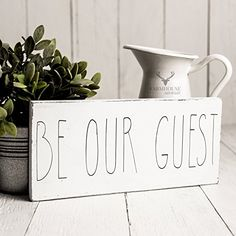 Infrequently the smallest things make the greatest difference. This sign is a part of a selection of small rustic signs that aims to unravel the need for a stupendous, top of the range sign that fits easily on a small table or shelf.