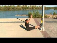 TRX (rip:60) gyakorlatok futóknak - Futóblog