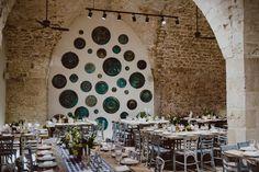East Meets West at an Enchanting Wedding in Tel Aviv