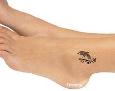 Dolphin Wrist Tattoos
