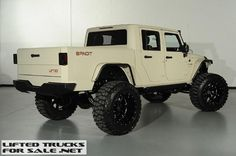 2012 Jeep Wrangler Bandit 7.0 Hemi Supercharged Lifted