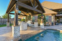 Outdoor Rooms, Outdoor Living, Outdoor Decor, Eagle Pass, Virginia Fall, New Property, Better Homes And Gardens, Blue Ridge, Backyard Ideas