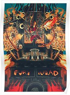 Doof Warrior Poster