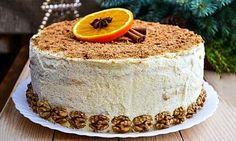 Нежный творожный торт, который идеально подходит для праздника | Наша кухня - рецепты на любой вкус!