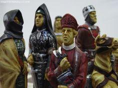 Crusades Hand Decorated Theme Chess Set