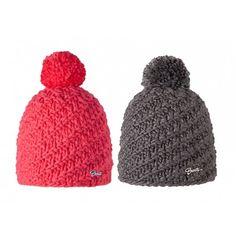 De #Barts Chani Beanie is een handgebreide #muts voor dames. Heerlijk warm door de combinatie van wol en acryl. #dws