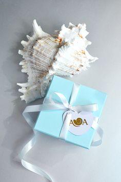 Ocean blue, sea wedding invitation & stationary Wedding Invitation Design, Ideas Para, Stationary, Ocean, Party, Blue, Food, Decor, Souvenir