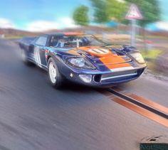 Slot Car Tracks, Slot Cars, Scale Models, Modeling, Ford, Vehicles, Dreams, Blog, Running