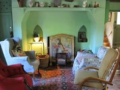 Ciao Domenica: Monk's House