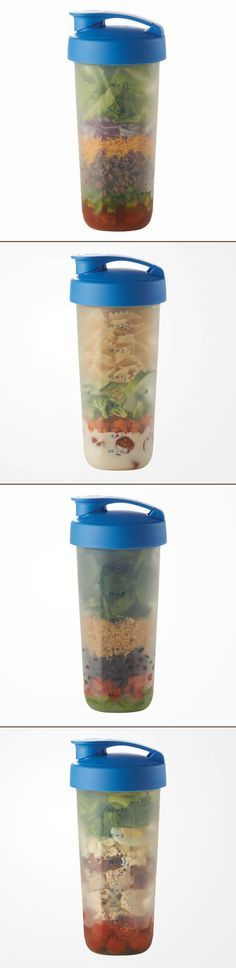 Just Shake, Serve and Enjoy! Looking for an alternative to your regular lunch routine?