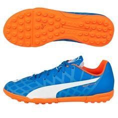 Puma evoSPEED 5.4 Astroturf Trainers - Kids Royal Blue b6e16b81c8f6c