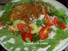 Goulash A La Louise - Slowcooker Oven Of Gas recept | Smulweb.nl