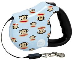 Woof! We'd love to take out furry friends out with this Paul Frank lease!