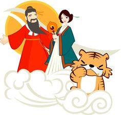 3 de Octubre se celebra el Gaecheonjeo, un día de fiesta nacional en Corea del Sur. Que significa Festival de la Apertura del Cielo esta fiesta celebra la creación del Estado de Gojoseon .