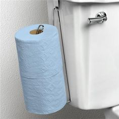 Over the Tank Double Toilet Tissue Reserve.