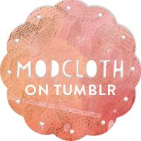 DIY of the day! Did you know that you can simply... | ModCloth on Tumblr