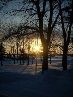 Christmas 2008 in Minnesota - Taken by Kristie Zapf