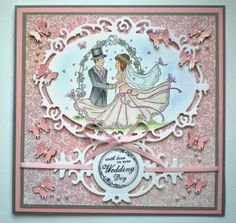 Wild Rose Studio: Wedding Arch and those New Releases