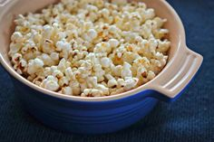8 ways to the best popcorn