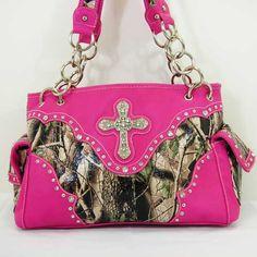 Rhinestone Handbag - $45