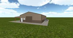 Cool 3D #marketing http://ift.tt/2ruO8Mz #barn #workshop #greenhouse #garage #roofing #DIY